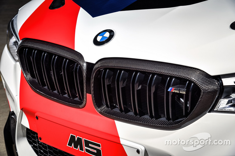 Safety car MotoGP BMW M5