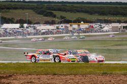 Lionel Ugalde, Ugalde Competicion Ford, Sergio Alaux, Donto Racing Chevrolet