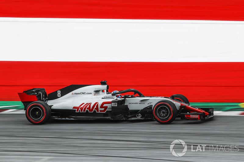 Haas VF-18 (2018)