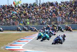 Jorge Martin, Del Conca Gresini Racing Moto3 leads
