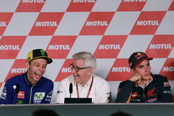 Valentino Rossi, Yamaha Factory Racing, Nick Harris, Marc Marquez, Repsol Honda Team