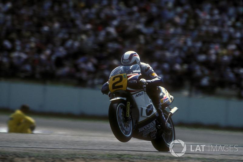Wayne Gardner, 1987 en Alemania