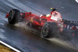 Felipe Massa, Ferrari F2008