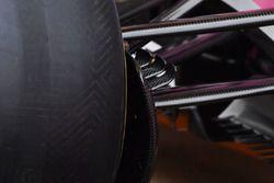 Force India VJM11 detail