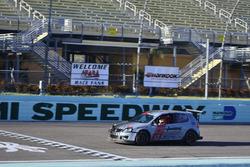 #13 MP2B Volkswagen GTI 2.0T, Johary Gonzalez, Fabian Santos, FS Tuning