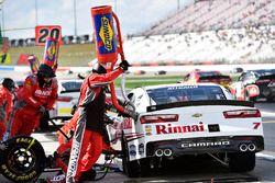 Justin Allgaier, JR Motorsports, Rinnai Chevrolet Camaro