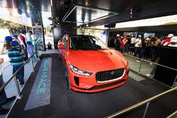 Un stand Jaguar Racing