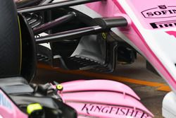 Sahara Force India VJM11 aero detail