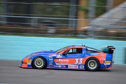 #33 MP1A Chevrolet Corvette, Daniel Urrutia Jr., Ferrea Racing