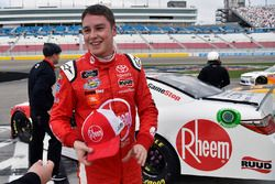 Christopher Bell, Joe Gibbs Racing, Toyota Camry Rheem-Smurfit Kappa