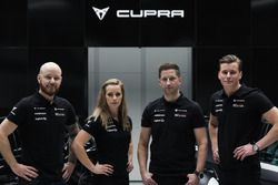 Daniel Haglof, Mikaela Åhlin-Kottulinsky, Robert Dahlgren ePhilip Morin, PWR Racing