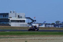 AP250: Anupab Sarmoon, Yamaha Thailand Racing Team