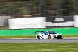 #25 Sainteloc Racing Audi R8 LMS: Simon Gachet, Antoine Jung, Christopher Haase