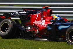 Sébastien Bourdais, Toro Rosso STR03
