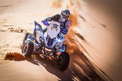 #159 Yamaha: Benoit Aubrion