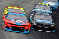 Darrell Wallace Jr., Richard Petty Motorsports, Chevrolet STP and Chad Finchum, Motorsports Business