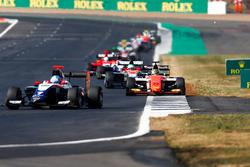 Ryan Tveter, Trident and Dorian Boccolacci, MP Motorsport