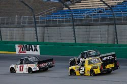 Cody Coughlin, GMS Racing, Chevrolet Silverado Jeg's.com Chris Eggleston, DGR-Crosley, Toyota Tundra BlazeMaster Fire Protection Systems / CROSLEY BRANDS