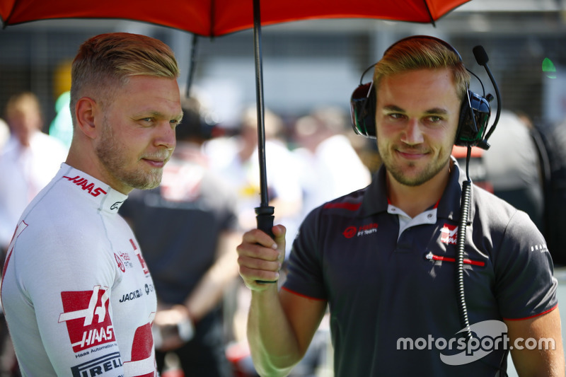P9: Kevin Magnussen, Haas F1 Team VF-18