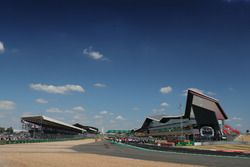 Grid at Silverstone