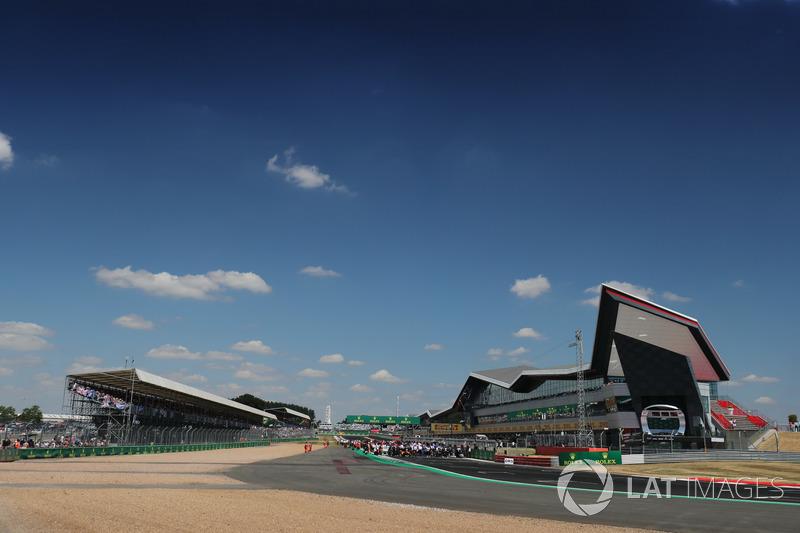 Grã-Bretanha - Silverstone