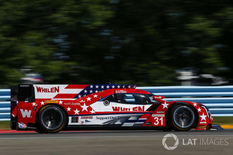 #31 Action Express Racing Cadillac DPi, P: Eric Curran, Felipe Nasr, Mike Conway