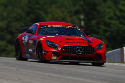 #92 Ramsey Racing, Mercedes-AMG, GS: Mark Ramsey, Alexandre Premat