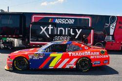 Justin Allgaier, JR Motorsports, Chevrolet Camaro TradeMark Nitrogen