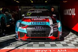 Автомобиль Audi RS3 LMS TCR Гордона Шеддена, Audi Sport Leopard Lukoil Team