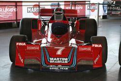 Brabham Alfa Romeo F1 e Martini Brabham Ford BT44 F1
