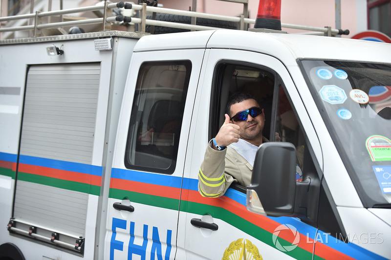 Conductor de ambulancia