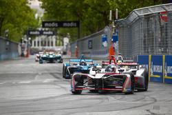 Maro Engel, Venturi Formula E Team, Lucas di Grassi, Audi Sport ABT Schaeffler, Nicolas Prost, Renault e.Dams