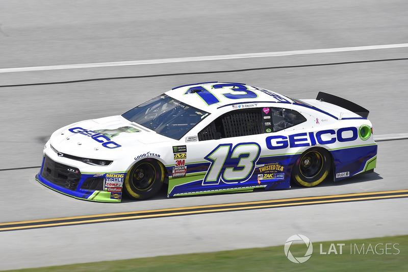 29. Ty Dillon, Germain Racing, Chevrolet Camaro GEICO