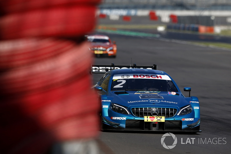 01. Gary Paffett Mercedes-AMG Team HWA, Mercedes-AMG C63 DTM