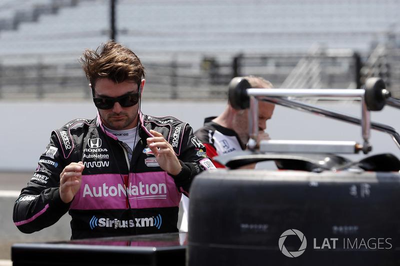 №60: Джек Харви, Meyer Shank Racing Honda (выступит на 10 этапах, включая Indy 500)