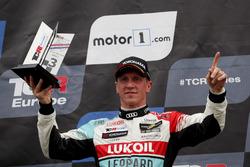 Podium: Jaap van Lagen, Leopard Lukoil Team Audi RS3 LMS TCR
