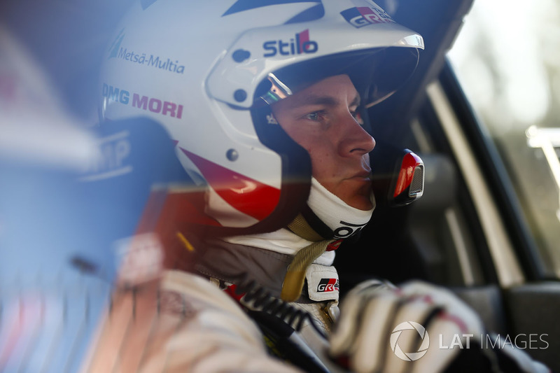 Esapekka Lappi, Toyota Yaris WRC, Toyota Racing