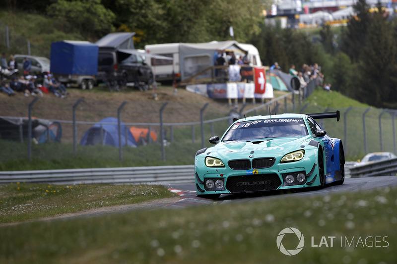 21. #33 Falken Motorsports BMW M6 GT3: Peter Dumbreck, Stef Dusseldorp, Alexandre Imperatori, Jens Klingmann