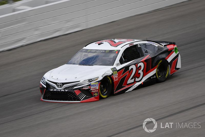 29. Gray Gaulding, BK Racing, Toyota Camry