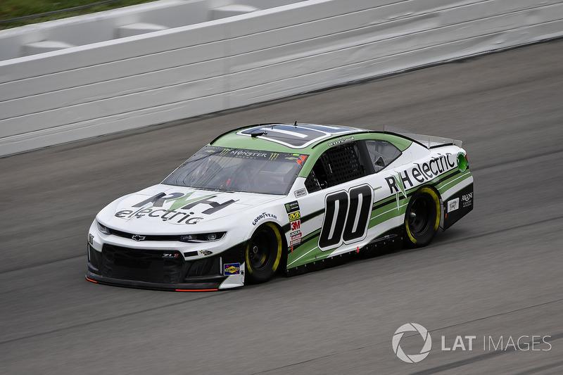 31. Landon Cassill, StarCom Racing, Chevrolet Camaro