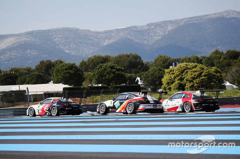 Tommaso Mosca, Tsunami RT, Simone Pellegrinelli, Bonaldi Motorsport e Giovanni Berton, AB Racing