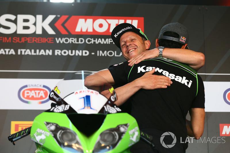Xavi Fores, Barni Racing Team, Kenan Sofuoglu, Kawasaki Puccetti Racing