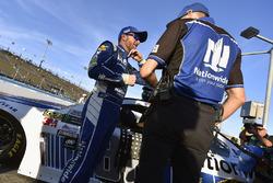 Dale Earnhardt Jr., Hendrick Motorsports Chevrolet y Greg Ives
