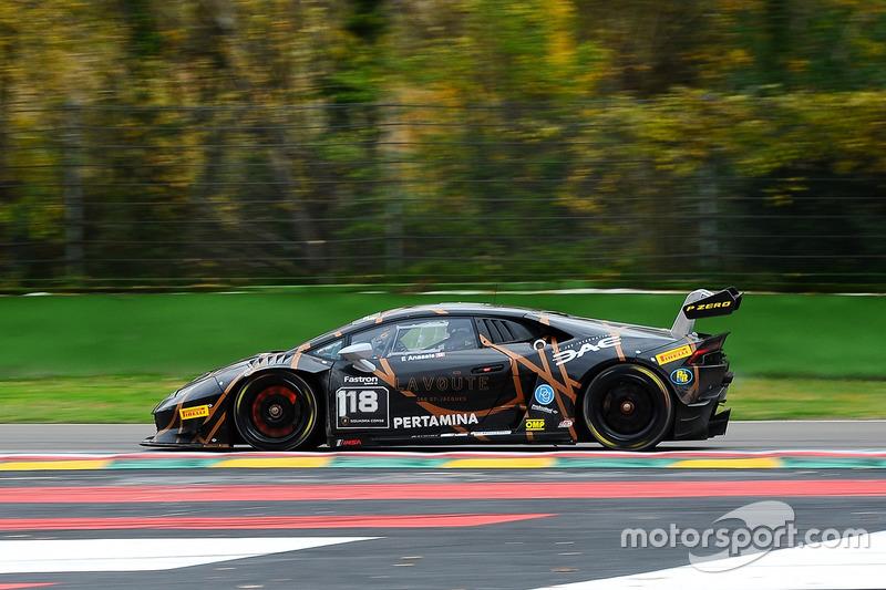 #118 DAC Motorsport: Emmanuel Anassis