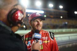 Dale Earnhardt Jr., Hendrick Motorsports Chevrolet, Hendrick Motorsports Chevrolet parla al microfon