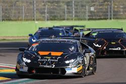 #205 FFF Racing Team: Jack Bartholomew, Richard Goddard