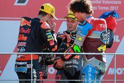 Podium : Brad Binder, Red Bull KTM Ajo