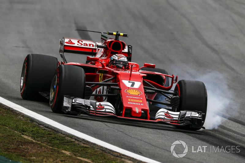 3. Kimi Räikkönen, Ferrari SF70H