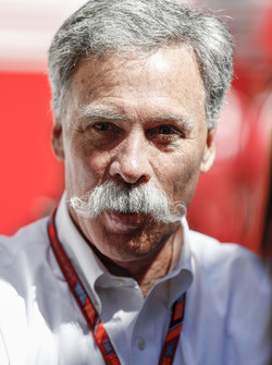 Председатель Formula One Group Чейз Кэри