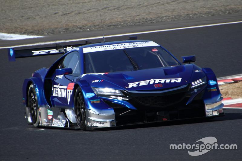 #17 KEIHIN NSX-GT, Koudai Tsukakoshi, Takashi Kogure